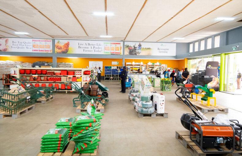 Profarmer Rusape Shop Opening