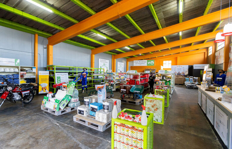 ProFarmer Masvingo Shop Opening