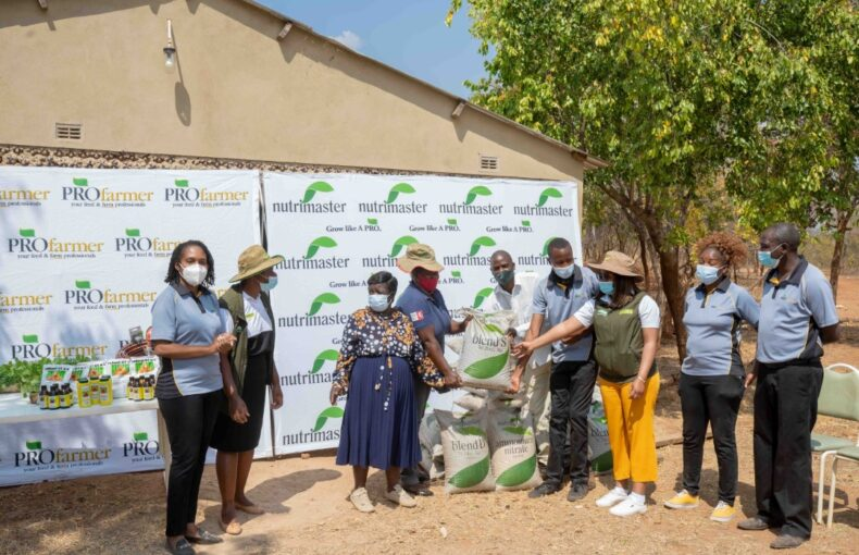 Giving Back: Child Future Africa Mt Darwin